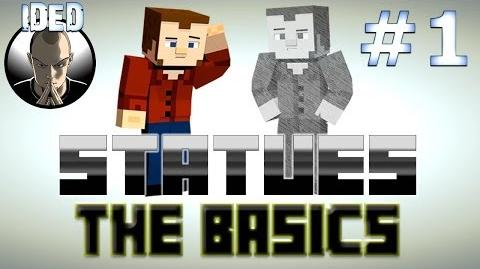 Statues Tutorial - Minecraft Mod