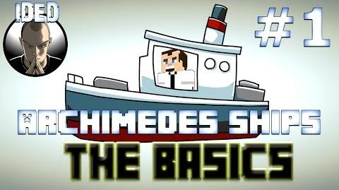 Archimedes Ships - The Basics