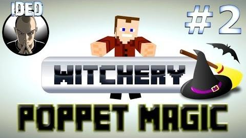 Witchery Mod Tutorial - Poppet Magic