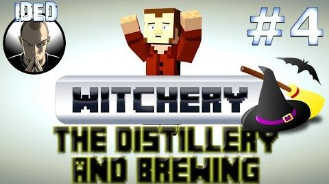 Witchery Mod Tutorial - Distillery & Brewing
