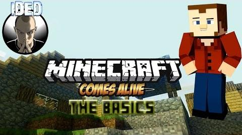 Minecraft comes Alive Mod Tutorial MC 1