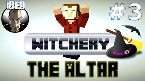 Witchery Mod Tutorial - Altar