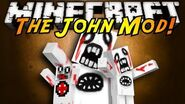 Minecraft Mod Showcase - JOHN!