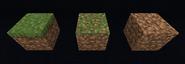 Grass-Patchy Grass-Dirt