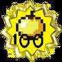 100 золотых яблок