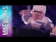 """♫ """"Dragons"""" - Minecraft Song Parody - """"Radioactive"""" By Imagine Dragons"""