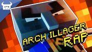 "MINECRAFT RAP ""The Arch-Illager"" Dan Bull"