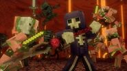 """Hard Pill to Swallow"" - A Minecraft Original Music Video ♪"