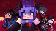 """Falling"" - A Minecraft Music Video ♪"