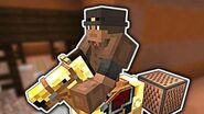Old Town Road Minecraft Parody (Cave Down Low feat