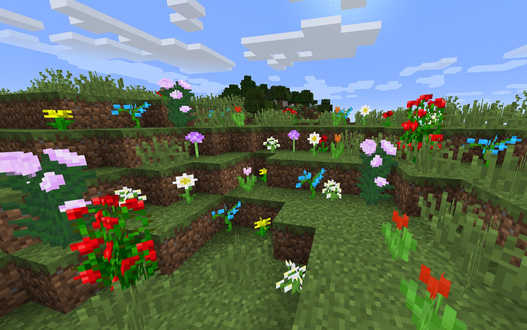Flowers Minecraft Wiki Fandom