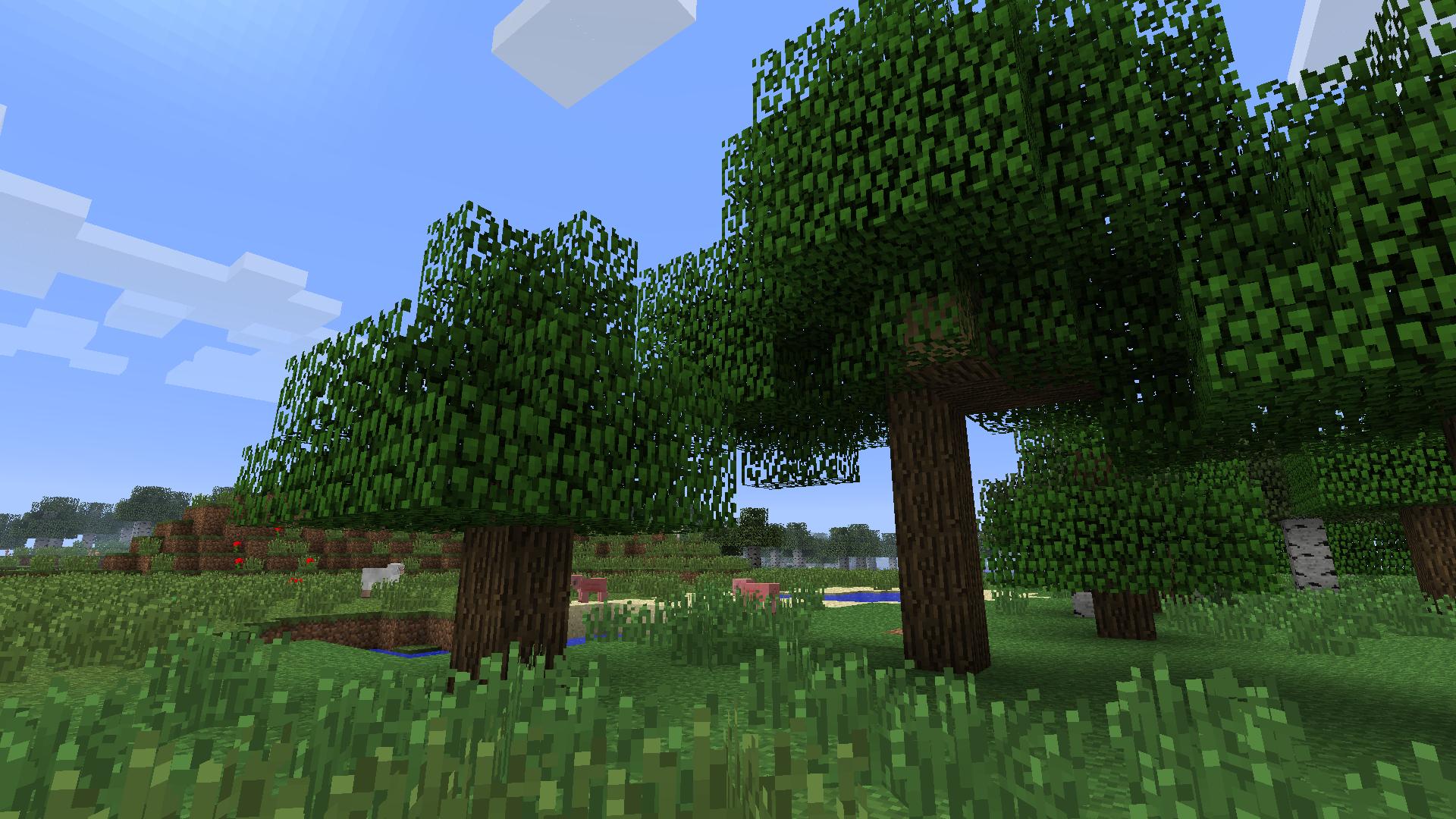 Tree/Gallery  Minecraft Wiki  Fandom