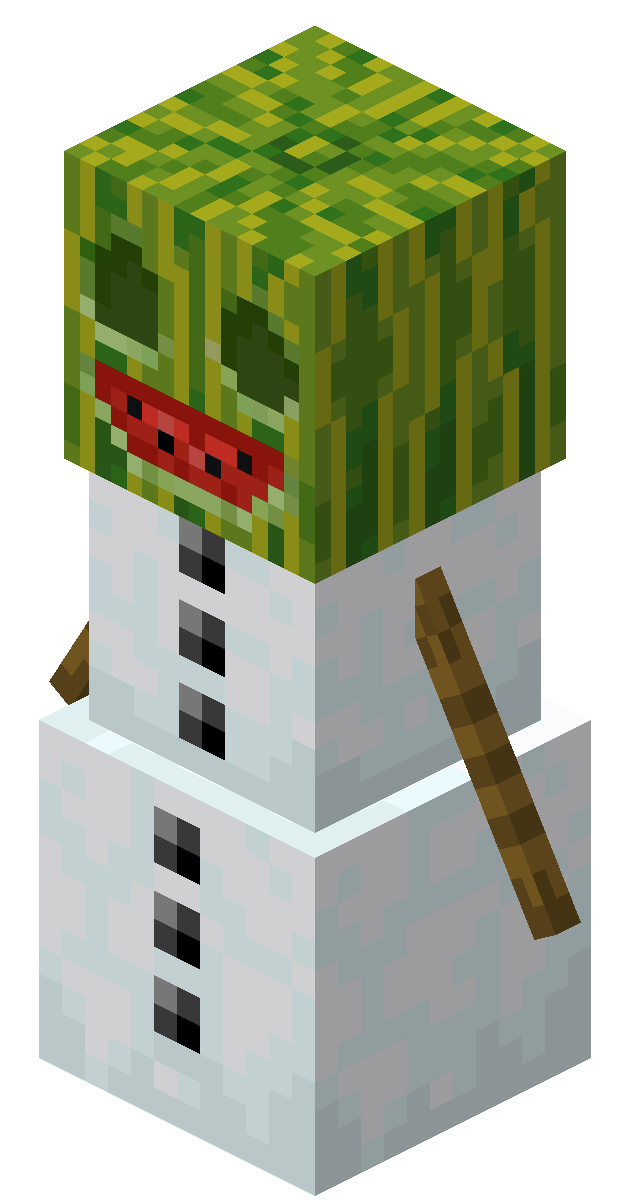 Melon Golem