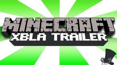 Minecraft XBLA Trailer