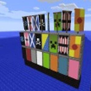 Banners Minecraft Wiki Fandom
