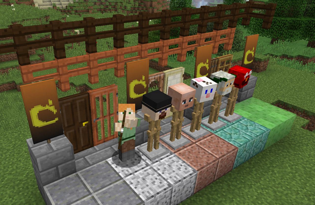 9.9 - The Bountiful Update  Minecraft Wiki  Fandom