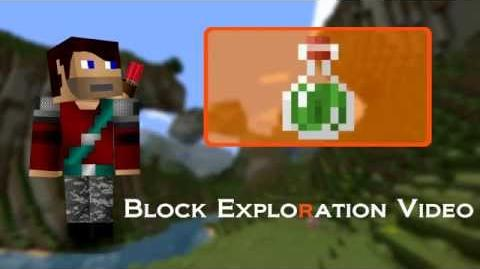 Minecraft Items Potion of Leaping