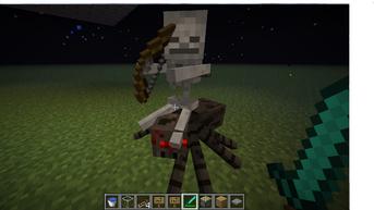 A spider jokey