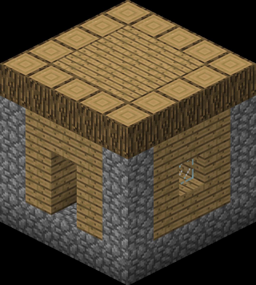 Picture of: Village Minecraft Wiki Fandom