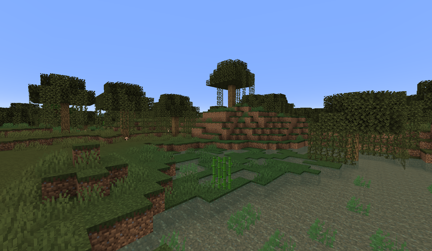 Swamp Biome Minecraft Wiki Fandom