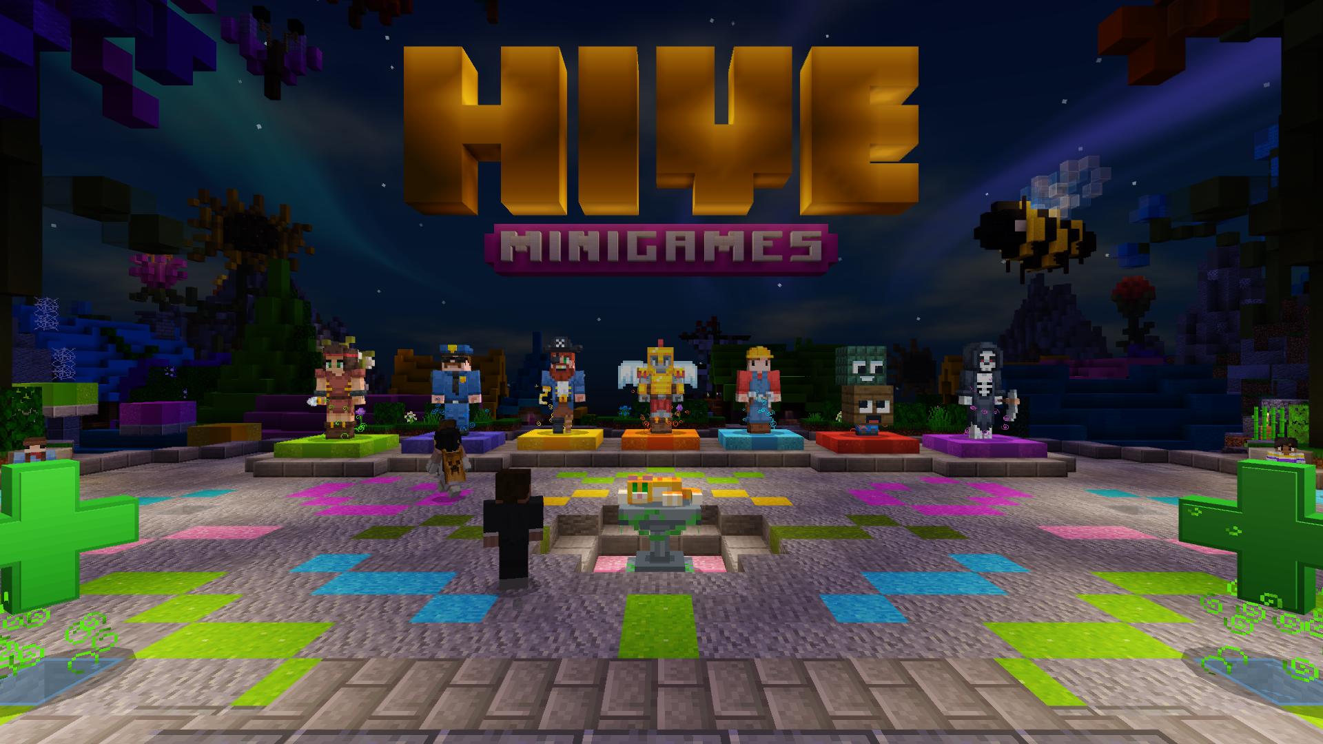 The Hive Minecraft Wiki Fandom