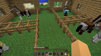 Horse Minecraft Wiki Fandom In case you don't see the horse stable using world map: horse minecraft wiki fandom