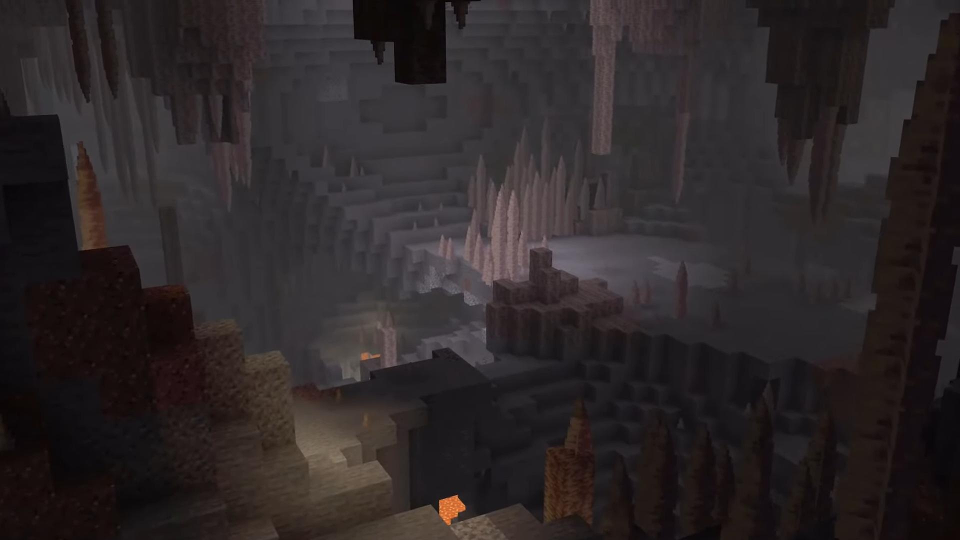 Dripstone Caves