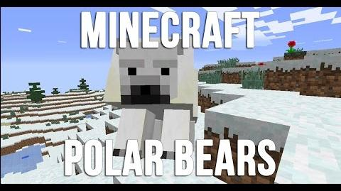 Polar Bears in Minecraft