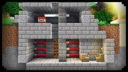 ✔ Minecraft How to make a War Bunker