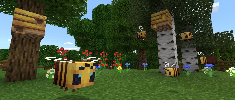 1.15 - Buzzy Bees