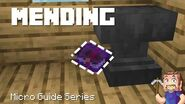 Mending - Minecraft Micro Guide (50 seconds)