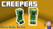 Creepers - Minecraft Micro Guide