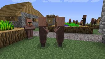 Villager Minecraft Wiki Fandom