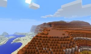 Badlands Biome