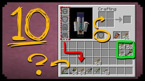 ✔ Minecraft 10 Things You Didn't Know About the Inventory