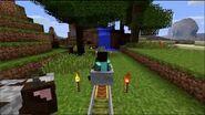 Minecraft 360 Gameplay