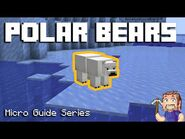 Polar Bears - Minecraft Micro Guide