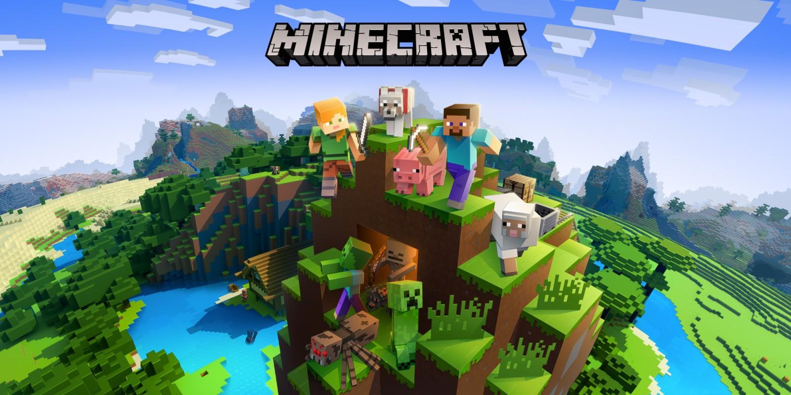 Minecraft  Minecraft Wiki  Fandom