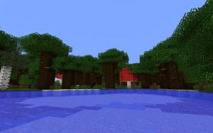 Dark Forest Biome