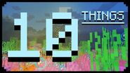✔ Minecraft 10 Things That Were Never Added