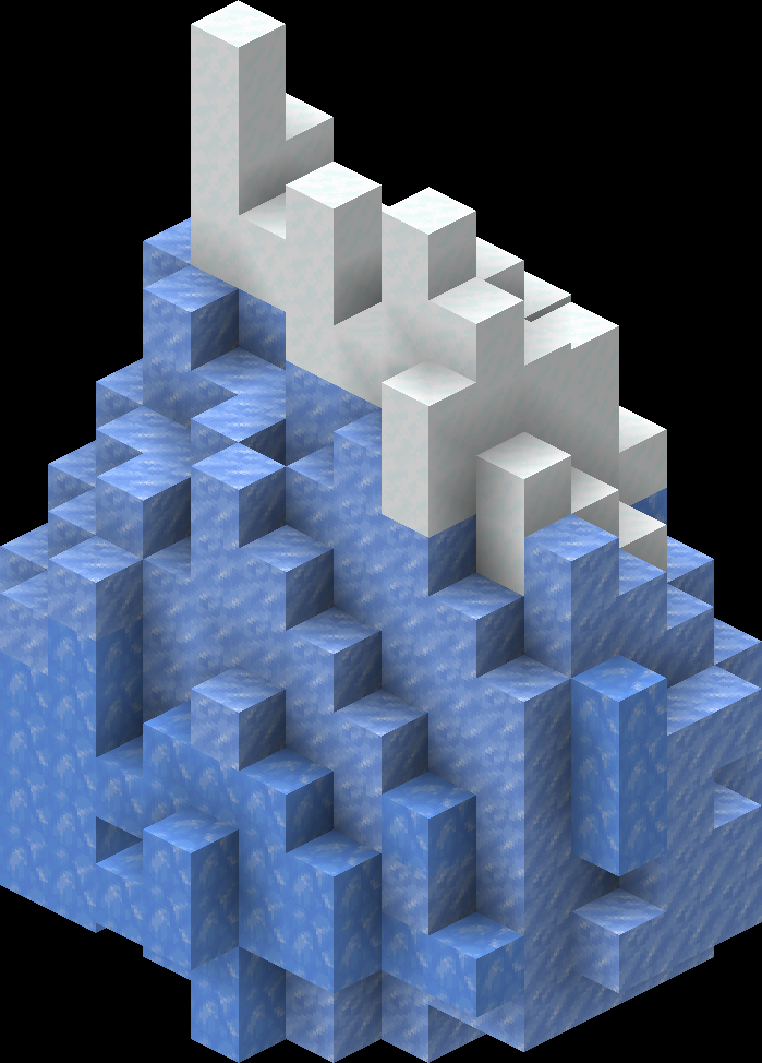 Iceberg Minecraft Wiki Fandom We're a community of creatives sharing everything minecraft! iceberg minecraft wiki fandom