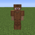 New leather armor