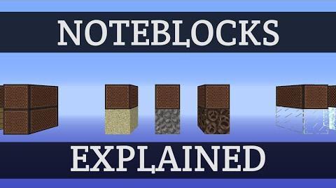 Minecraft Noteblock Mechanics Explained