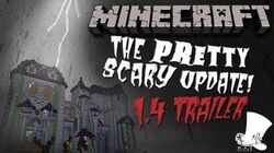 """Minecraft_""""Pretty_Scary""""_1.4_Official_Trailer"""