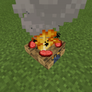 Cooking Beef With CampfireB