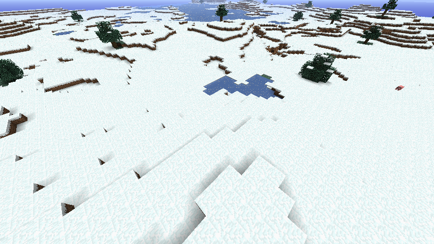 Snowy Tundra Biome