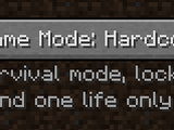 Hardcore (Game Mode)