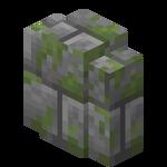Parede de Tijolos de Pedra com Musgo.png