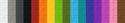 Espectro de cores de lã na 1.12.
