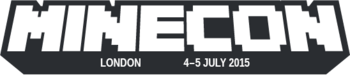 Logotipo do MINECON 2015